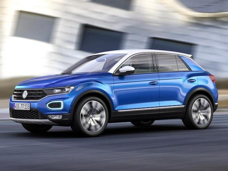 VW T-Roc 1,5 TSI OPF UNITED