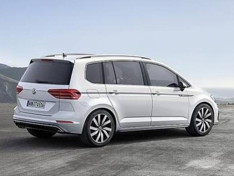 VW Touran 1,5 TSI OPF DSG Highline