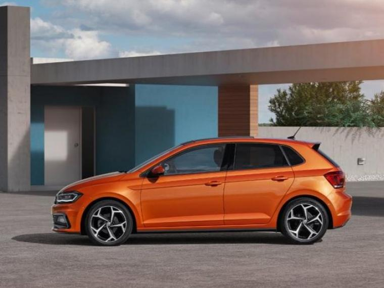 VW Polo 1,0 TSI DSG Highline