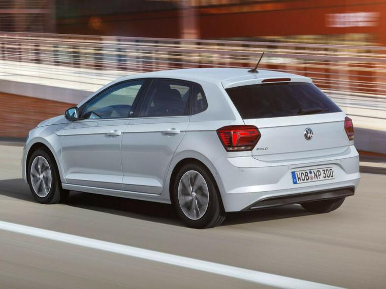 VW Polo 1,0 TSI OPF UNITED