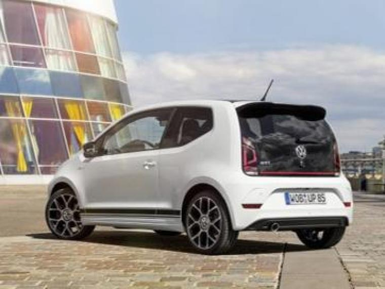 VW up! GTI 1,0 TSI OPF