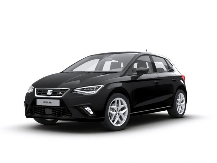 Seat Ibiza 1,0 TSI Black Edition