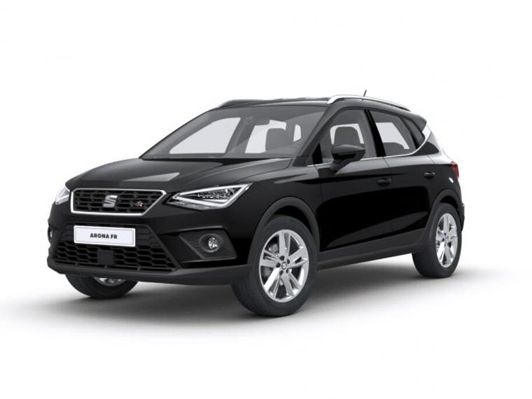 Seat Arona 1,0 TSI Black Edition